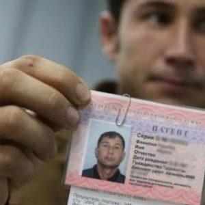 Сколько стоит патент на работу в России: нарушение сроков оплаты, внесение фиксированного авансового платежа