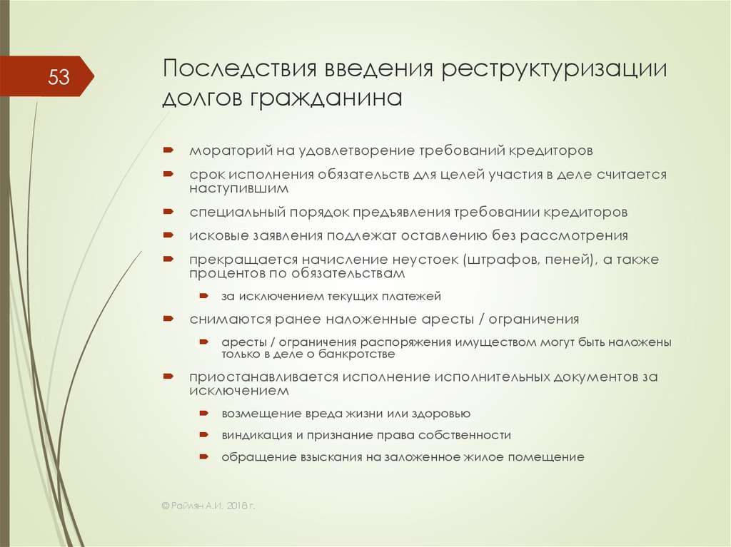 posledstviya-vvedeniya-restrukturizacii