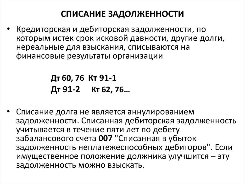 spisanie-debitorskoj-zadolzhennosti-v-svyazi-s-nevozmozhnostyu-vzyskaniya