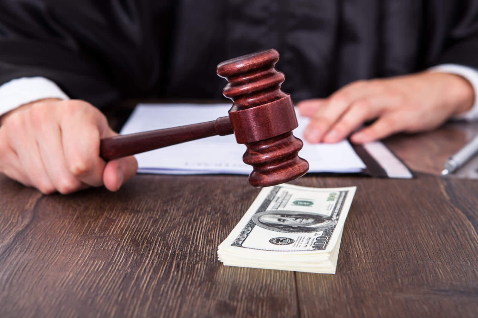 судебные решения о взыскании
