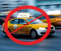 куда жаловаться на такси